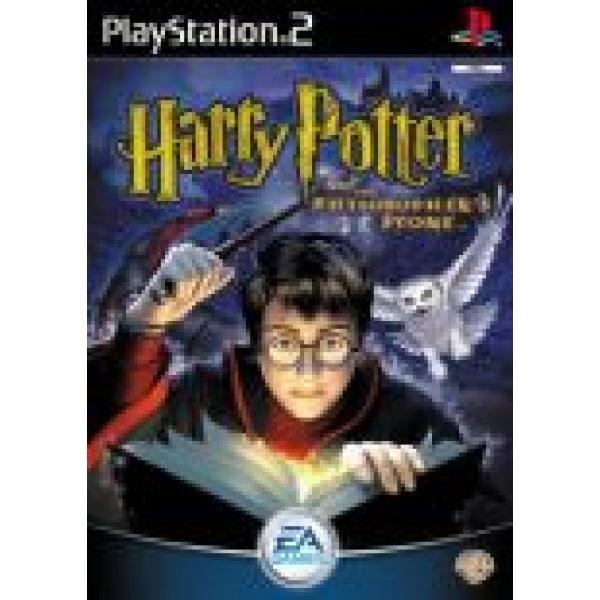 HARRY POTER SI PIATRA F PS2