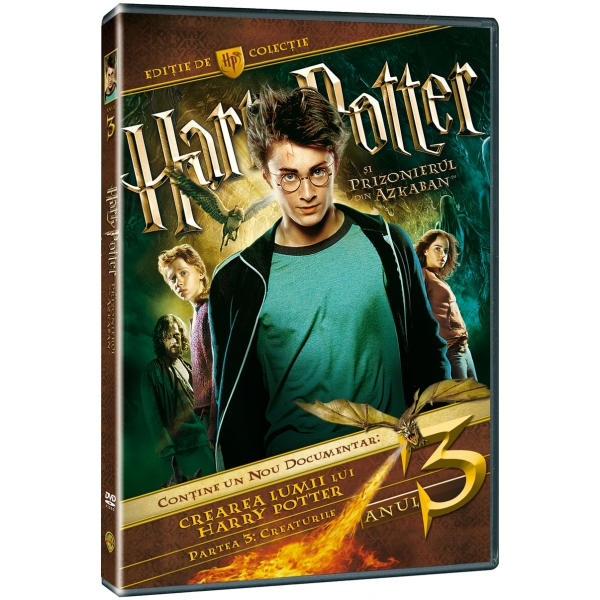 HARRY POTTER 3(3DVD)(CE HARRY POTTER 3(3DVD)(CE