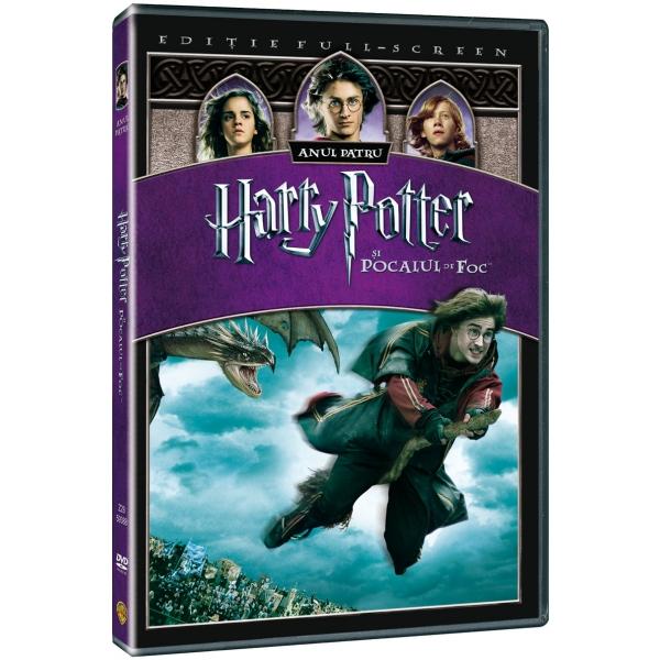 HARRY POTTER 4(1DVD) HARRY...