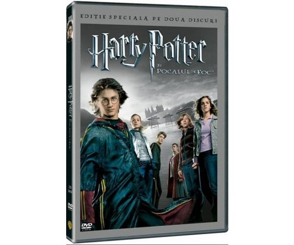 HARRY POTTER 4(2DVD) HARRY POTTER 4(2DVD)