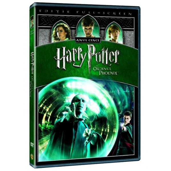 HARRY POTTER 5(1DVD) HARRY...