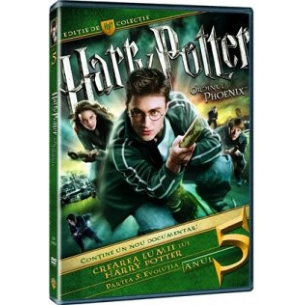 HARRY POTTER 5(3DVD)(CE) - HARRY POTTER 5(3DVD)(CE)