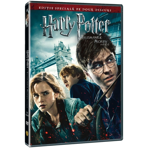 HARRY POTTER 7A(2DVD)(L HARRY POTTER 7A(2DVD)(L
