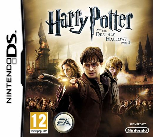 HARRY POTTER 7B - DS