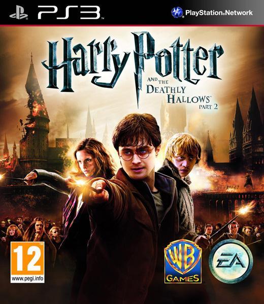 HARRY POTTER 7B - PS3