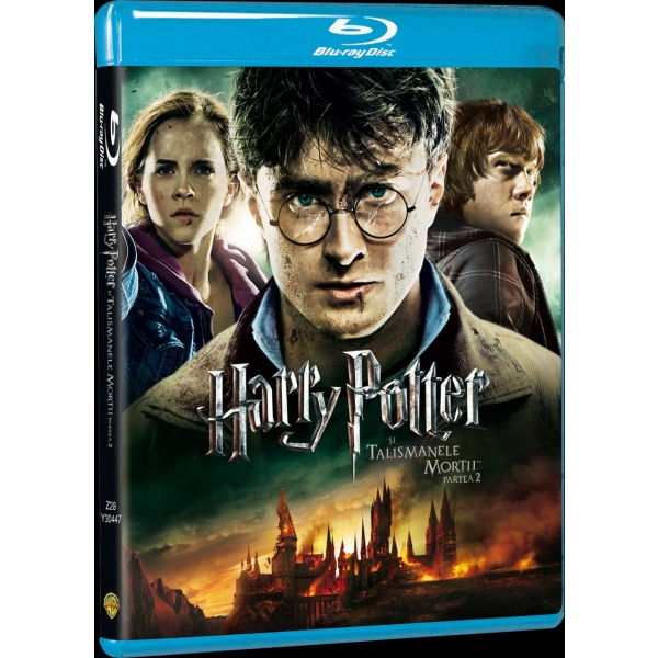 HARRY POTTER AND THE DEATHLY HALLOWS: PART 2 (BR)-HARRY POTTER SI TALISMANELE MORTII: PARTEA 2 (BR)