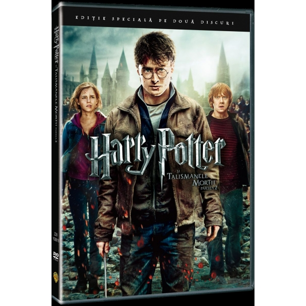 HARRY POTTER AND THE DEATHLY HALLOWS PART 2 -HARRY POTTER SI TALISMANELE MORTII: PARTEA 2