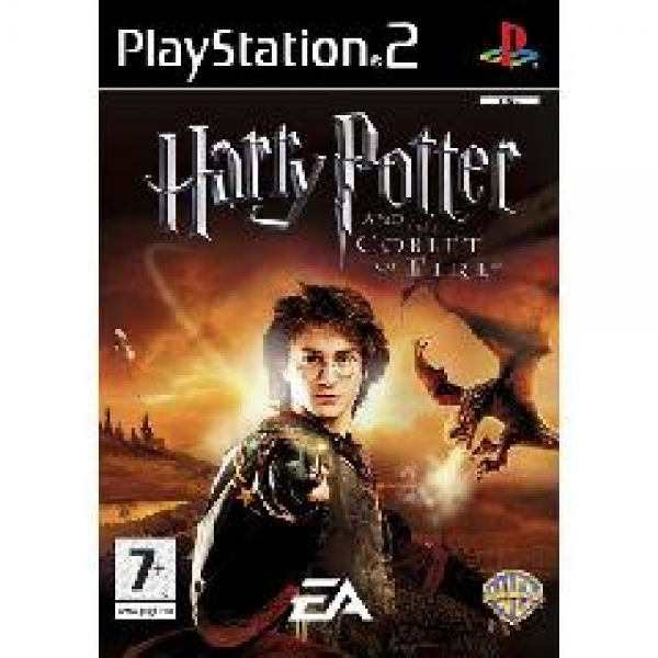 HARRY POTTER AND THE GO PS2