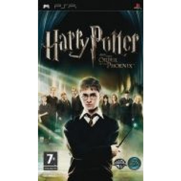 HARRY POTTER AND THE OR PSP