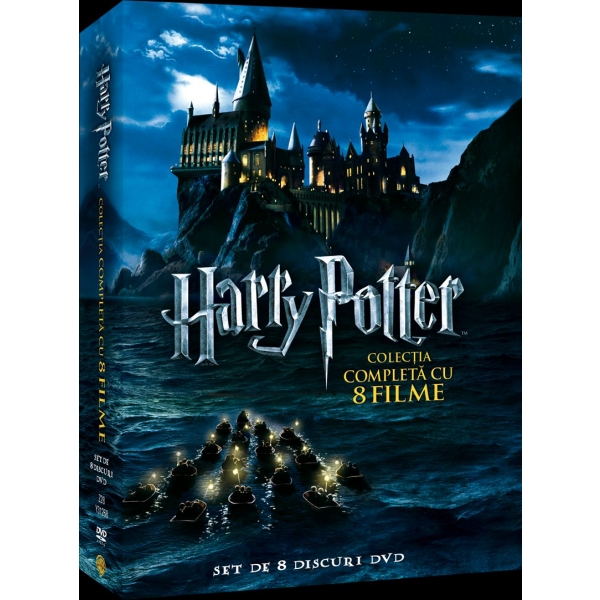 HARRY POTTER COMPLETE COLLECTION-COLECTIA COMPLETA HARRY POTTER