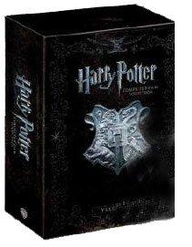 HARRY POTTER YEARS 1-7 (16 discs)