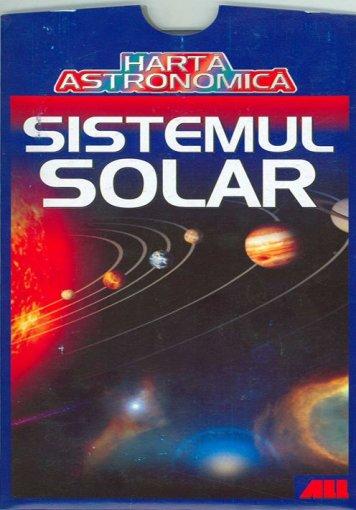 HARTA ASTRONOMICA - SIS TEMUL SOLAR
