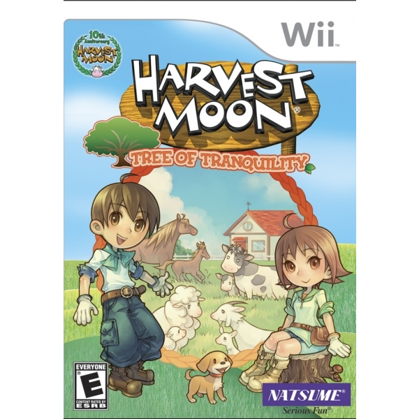 HARVEST MOON - TREE OF WII