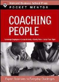 Hbsp Pocket Mentor: Coaching People, Colectiv