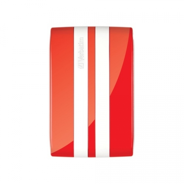 HDD ext Verbatim GT 500GB 2.5   USB Red