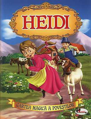 HEIDI (ADAPTARE PENTRU COPIII DE 3-5 ANI)