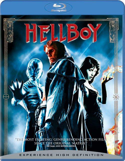 HELLBOY BR- HELLBOY BR