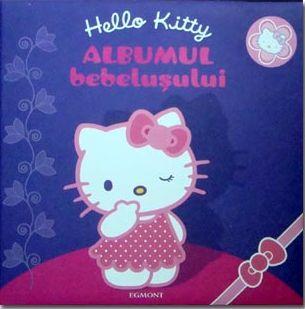 HELLO KITTY – ALBUMUL BEBELUSULUI