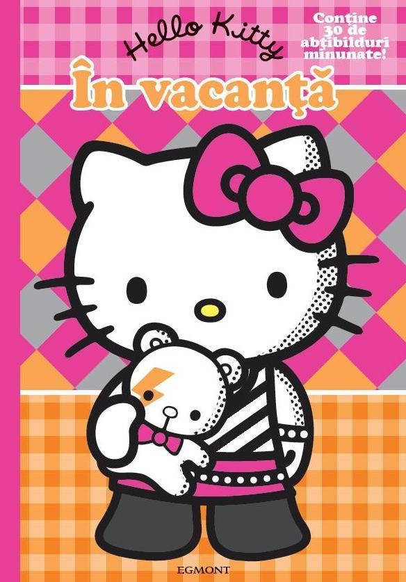HELLO KITTY - IN VACANTA