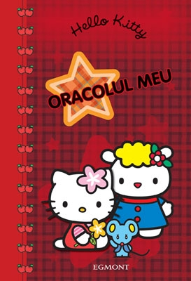 HELLO KITTY - ORACOL LUL MEU