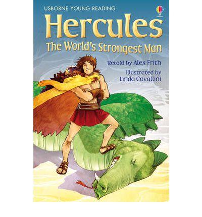 HERCULES: THE WORLD\'S STRONGEST MAN