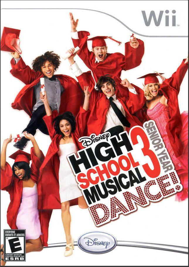 HIGH SCHOOL MUSICAL 3 SENIOR YEAR DANCE! WII