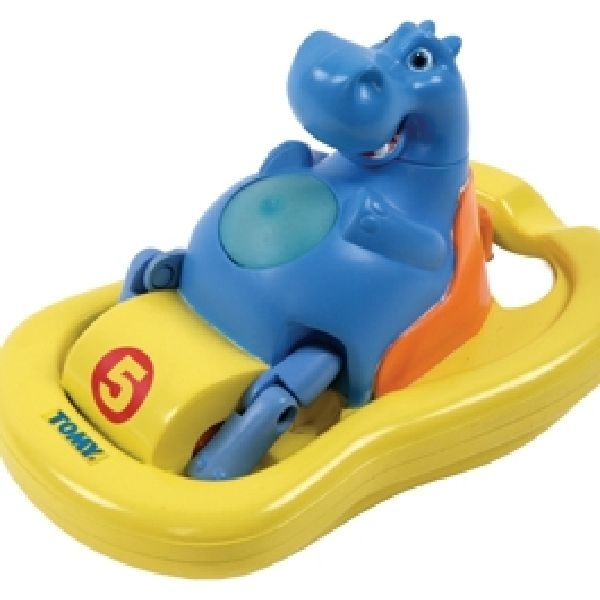 Hipopotam cu pedale