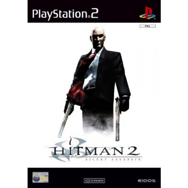 HITMAN 2 PS2
