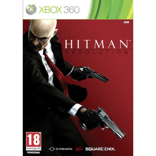 HITMAN ABSOLUTION - XBOX360