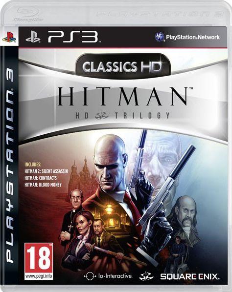 Hitman HD trilogy PS3