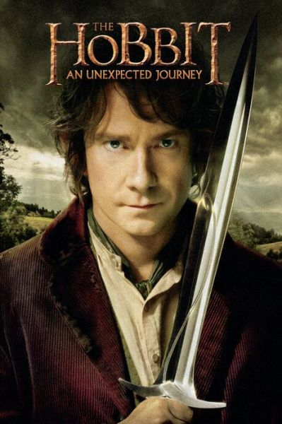 HOBBIT: AN UNEXPECTED JOURNEY - DVD