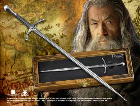Hobbit Let Open Gandalf Glamdring
