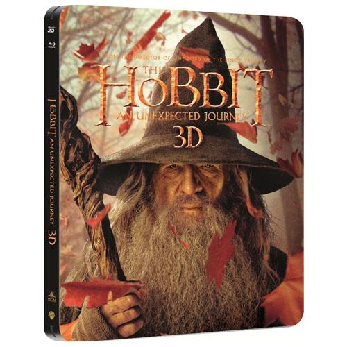 BD-HOBBIT:AN UNEXPECTED JOURNEY 3D BR