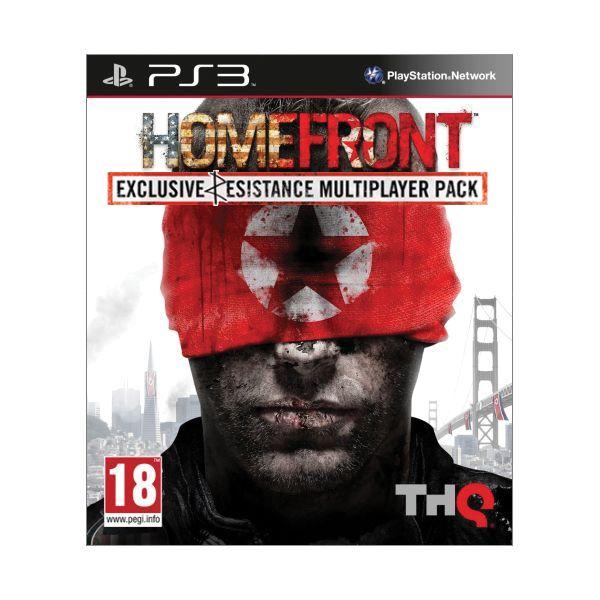 HOMEFRONT RESIST EDITIO PS3