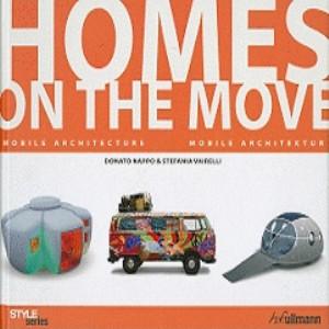 Homes On The Move: Mobile Architecture, Donato, Stefania Nappo, Vairelli