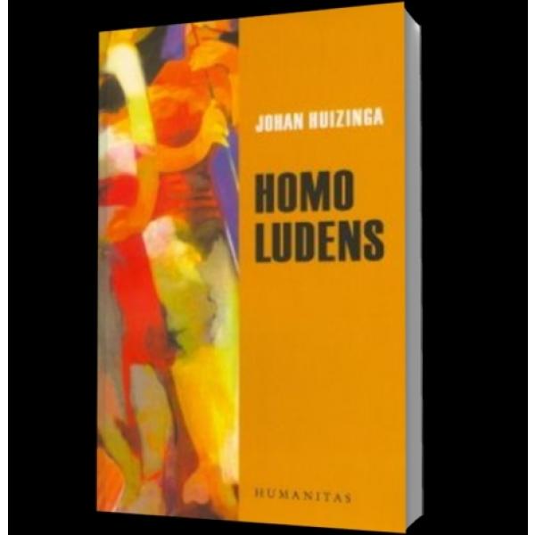 HOMO LUDENS REEDITARE RE