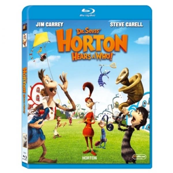 HORTON (BR) HORTON HEARS A WHO (BR)