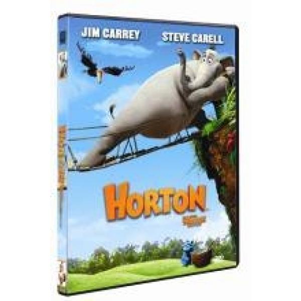 HORTON HORTON HEARS A WHO
