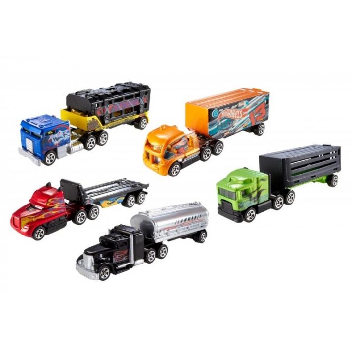 Hot Wheels camioane