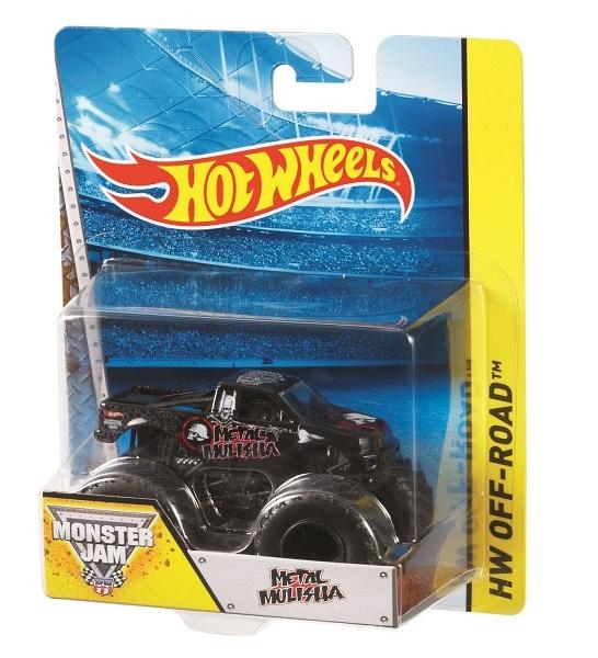 Hot Wheels monster jam 1:64