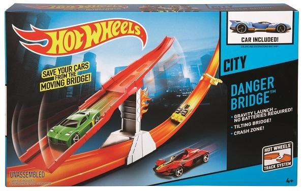 Hot Wheels sortiment piste city