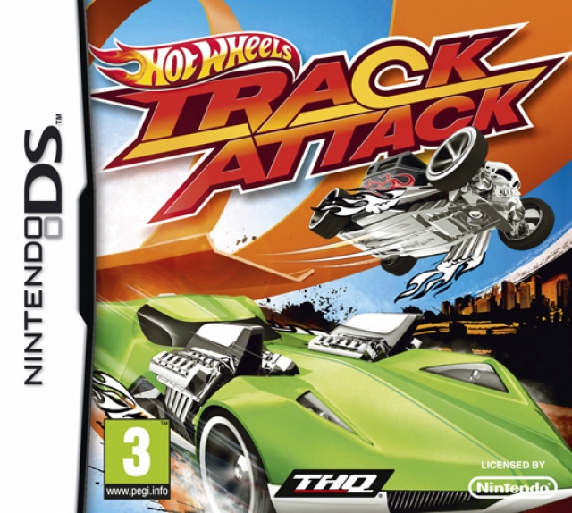 HOT WHEELS: TRACK ATTAC DS
