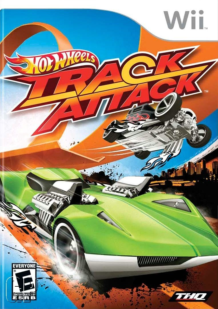 HOT WHEELS: TRACK ATTAC WII