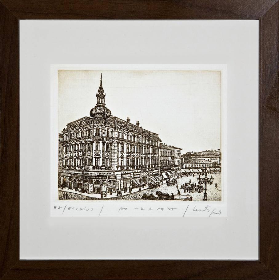 GRAVURA HOTEL CONTINENTAL