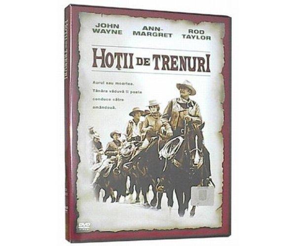 HOTII DE TRENURI THE TRAIN ROBBERS