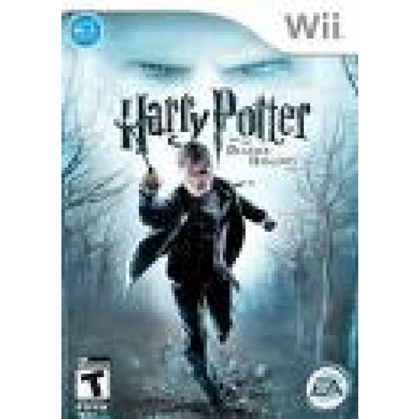 HP AND THE DEATHLY HALL WII