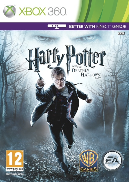 HP AND THE DEATHLY HALL XBOX360