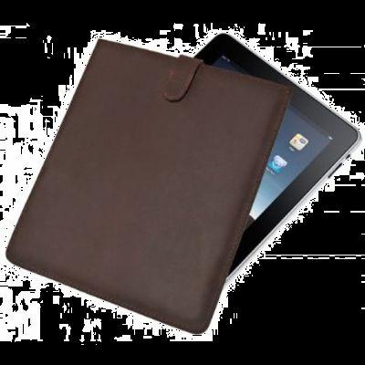 Husa iPad din piele