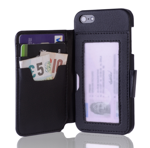 iPhone 5 - iWallet - Black