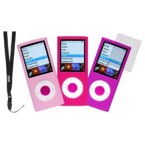 Husa Ipod nano 3pack Artwizz
